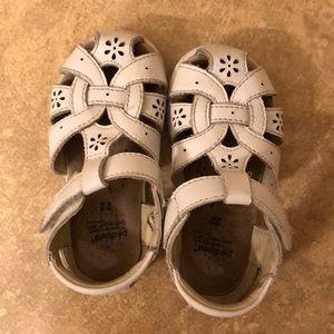 """Pediped toddler girl """"Nikki""""  sandal size 22"""